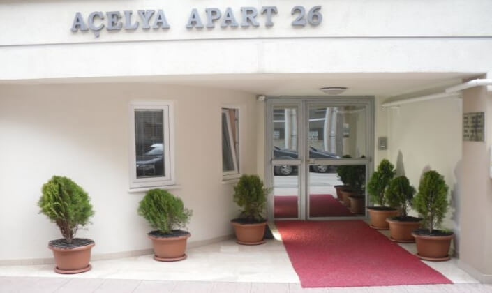Eskişehir Açelya Kız Apart