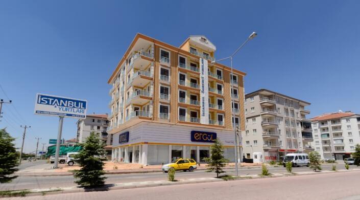 Aksaray Özel İstanbul Kız Yurdu
