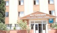 Amasya Ali Türkmen Erkek Öğrenci Yurdu