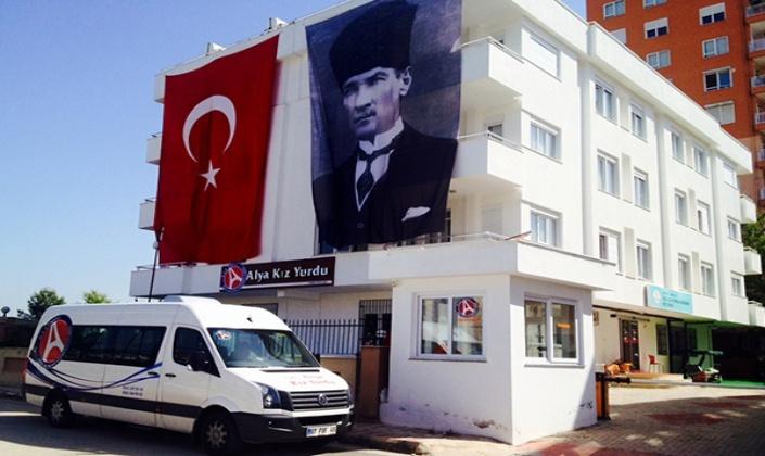Antalya Özel Alya Kız Öğrenci Yurdu