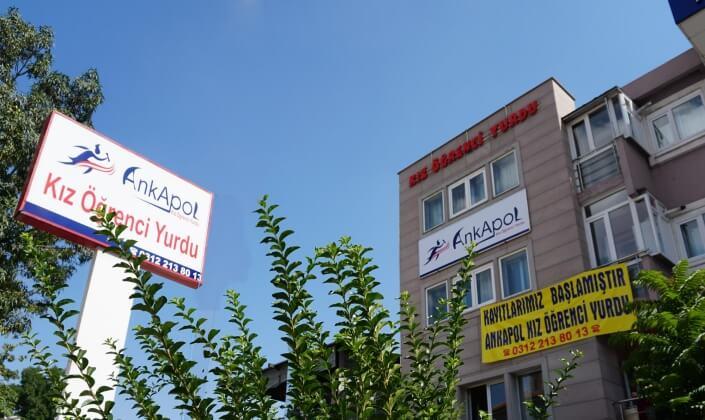Ankara Ankapol Kız Yurdu