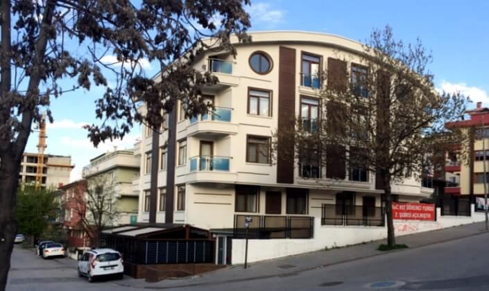 Ankara A&C Kız Öğrenci Yurdu (2.şube)