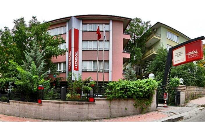 Ankara İdeal Kız Öğrenci Yurdu
