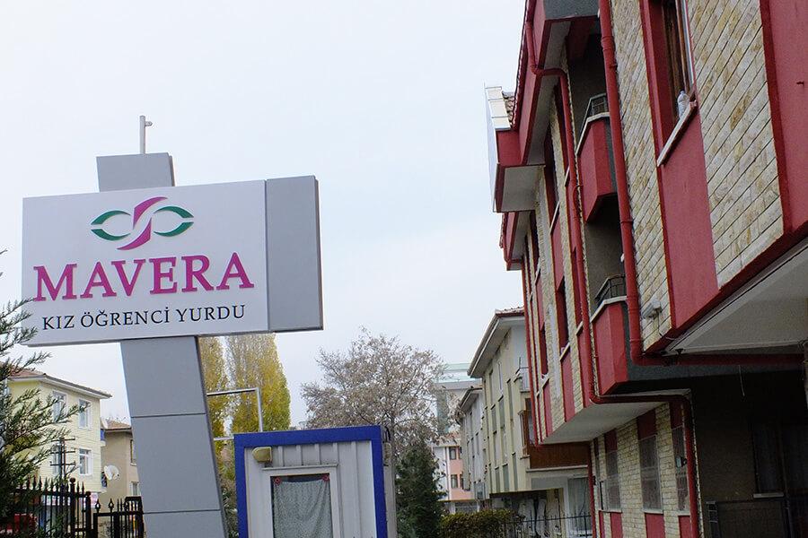 Ankara Mavera Kız Öğrenci Yurdu