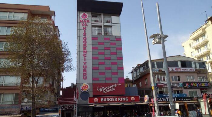 Ankara Özel Nar Kız Öğrenci Yurdu