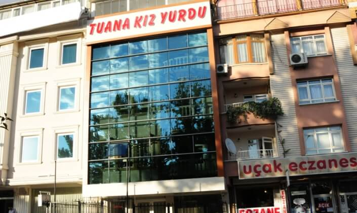 Ankara Tuana Kız Yurdu