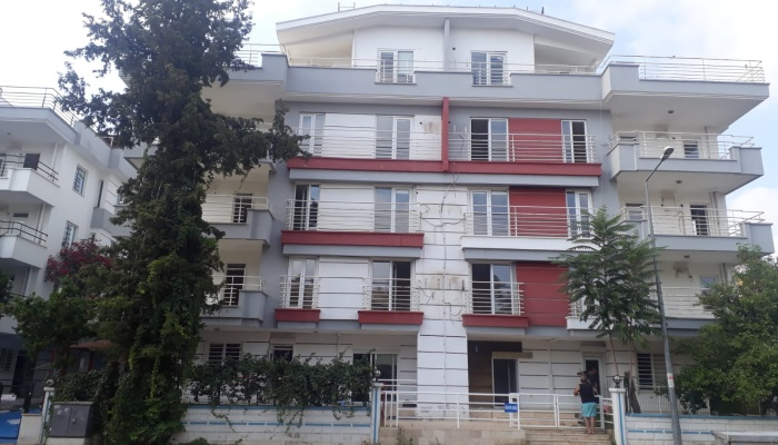 Antalya Balcıoğlu Kız Öğrenci Pansiyonu