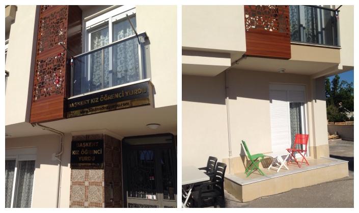 Antalya Başkent Kız Öğrenci Yurdu