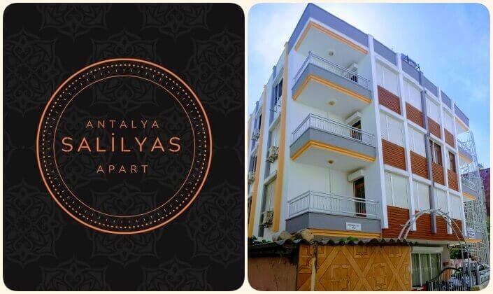 Antalya Salilyas Kız Öğrenci Apartı