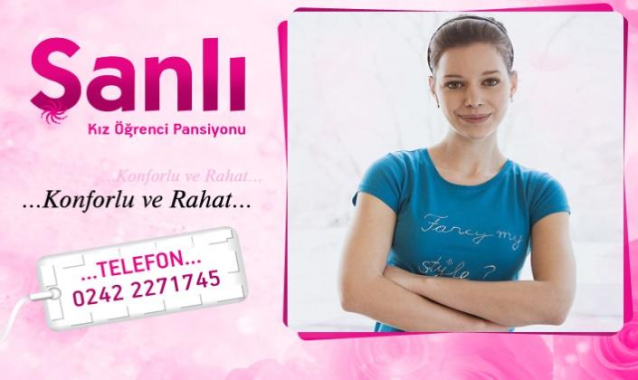 Antalya Şanlı Kız Öğrenci Pansiyonu