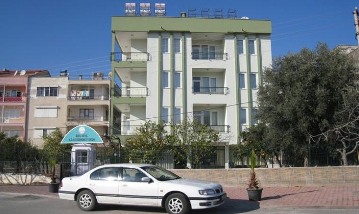Antalya Sevil Kız Öğrenci Yurdu