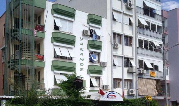 Antalya Yakamoz Erkek Öğrenci Yurdu