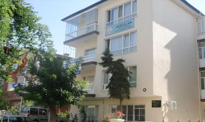 Ankara Ardıçlar Erkek Öğrenci Yurdu(Bahçelievler)