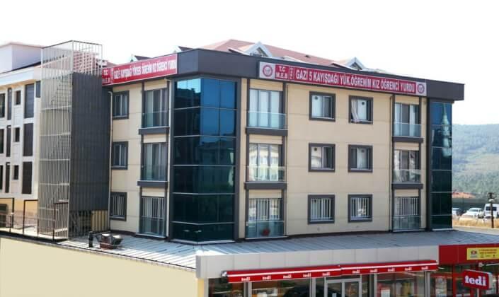 Ataşehir Gazi Kız Öğrenci Yurdu