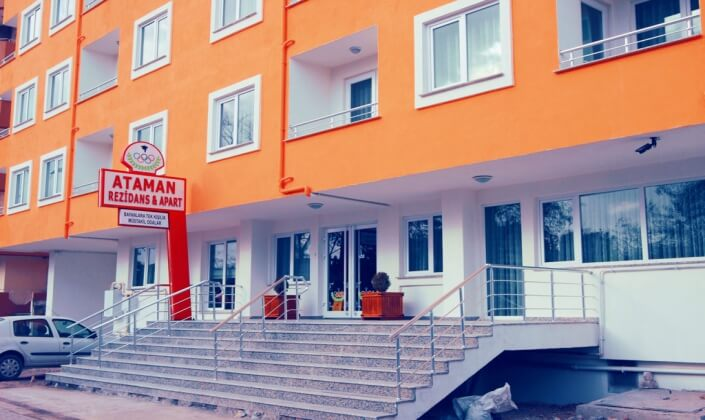 Balıkesir Ataman-2 Kız Öğrenci Rezidans & Apart