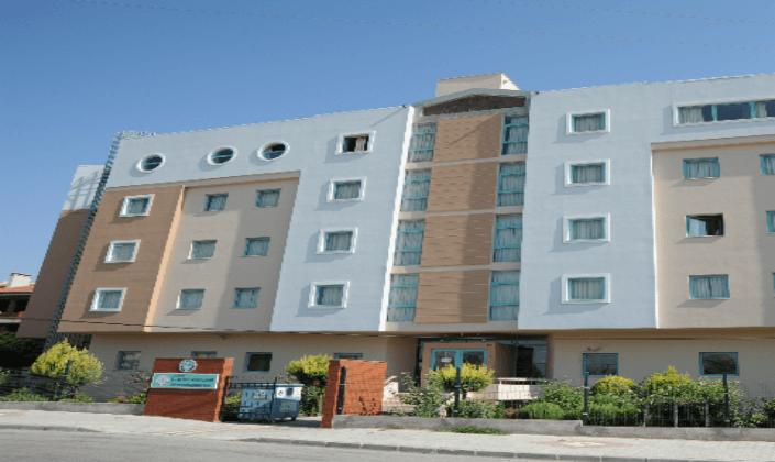 Balıkesir Üniversitesi Vakfı Erkek Öğrenci Yurdu