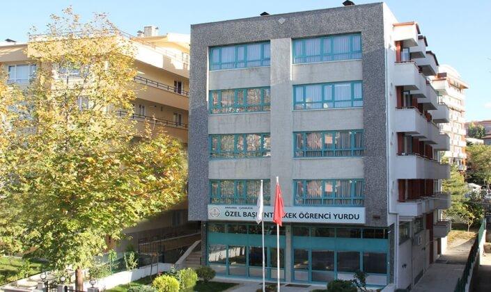 Ankara Başkent Erkek Öğrenci Yurdu (Cebeci Şubesi)
