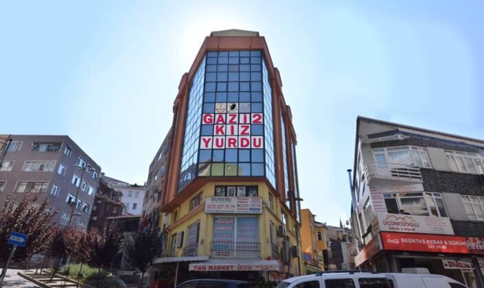 Beşiktaş Özel Gazi Kız Öğrenci Yurdu