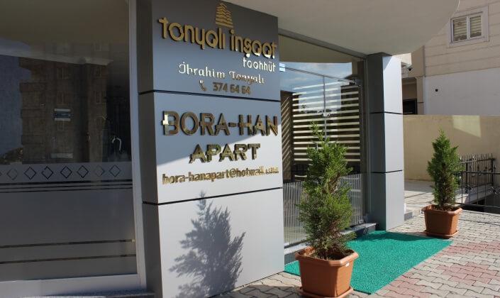 Trabzon Borahan Kız Öğrenci Apartı