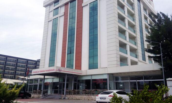 Bornova Yükseliş Öğrenci Residence