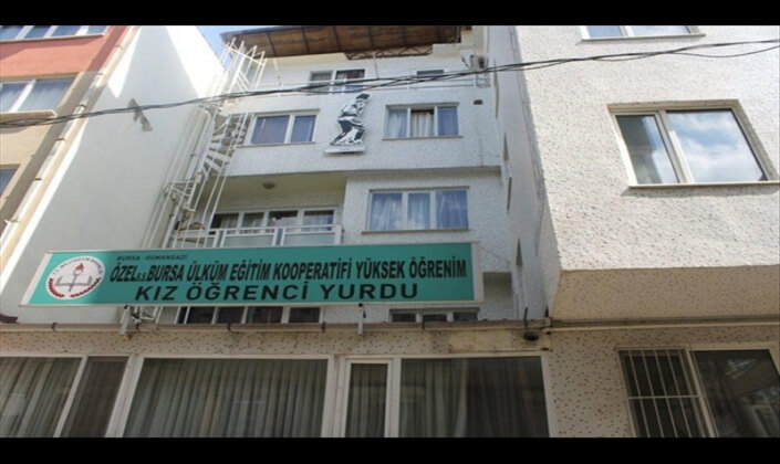 Bursa Osmangazi Ülküm Kız Yurdu