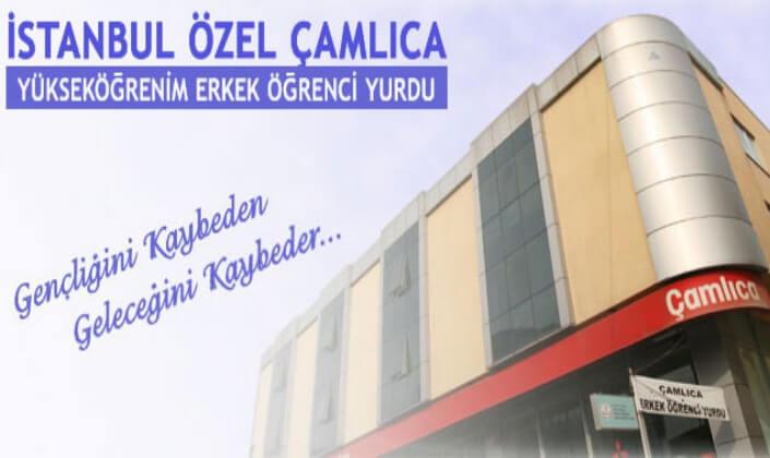 İstanbul Özel Çamlıca Erkek Öğrenci Yurdu