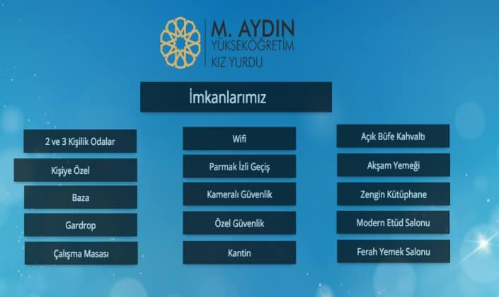 Ankara Çayyolu Kız Öğrenci Yurdu