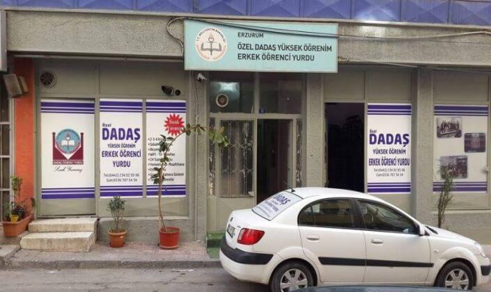 Erzurum Dadaş Erkek Öğrenci Yurdu