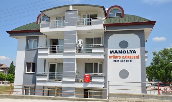 Denizli Manolya Stüdyo Daireler