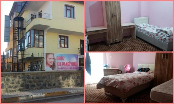 Erzurum Deniz Kız Öğrenci Pansiyonu