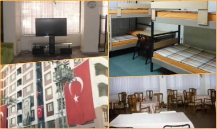 Erzurum TSK Eğitim Vakfı Kız & Erkek Öğrenci Yurdu