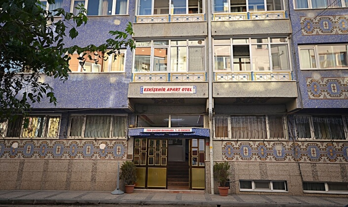 Eskişehir Apart (Anadolu şubesi)