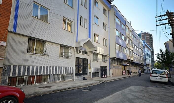 Eskişehir Apart (Özgür Apt. şubesi)