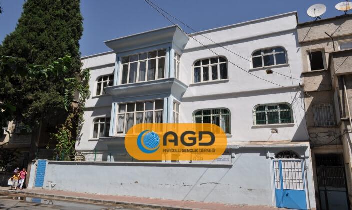 Gaziantep AGD Konak Erkek Öğrenci Yurdu