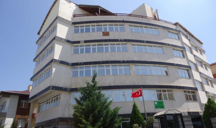 Ankara Gölbaşı Erkek Öğrenci Yurdu