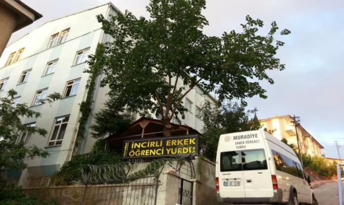 Ankara İncirli Muradiye Erkek Öğrenci Yurdu