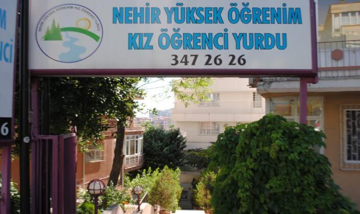 Mecidiyeköy Nehir Kız Öğrenci Yurdu