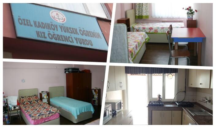 Kadıköy Özel Kız Öğrenci Yurdu