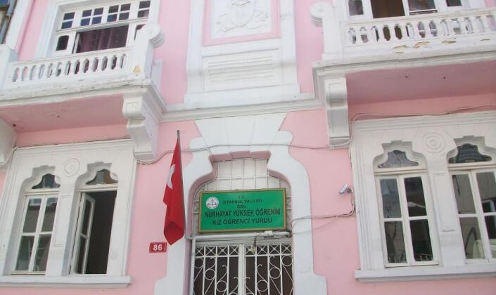 Kadıköy Nurhayat Kız Öğrenci Yurdu