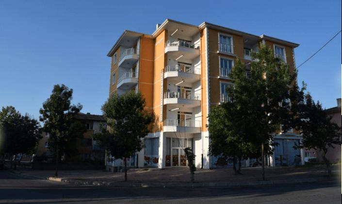 Kayseri Asude Kız Öğrenci Rezidansı