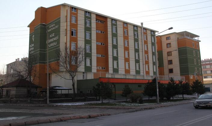 Kayseri Türkiye Diyanet Vakfı Kız Yurdu