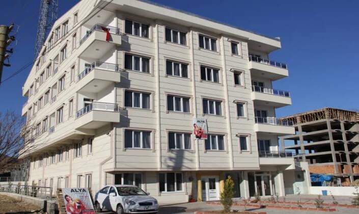 Kırıkkale Alya Kız Öğrenci Apartı