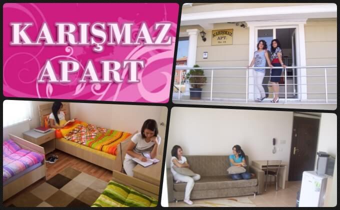 Kırıkkale Karışmaz Kız Öğrenci Apartı