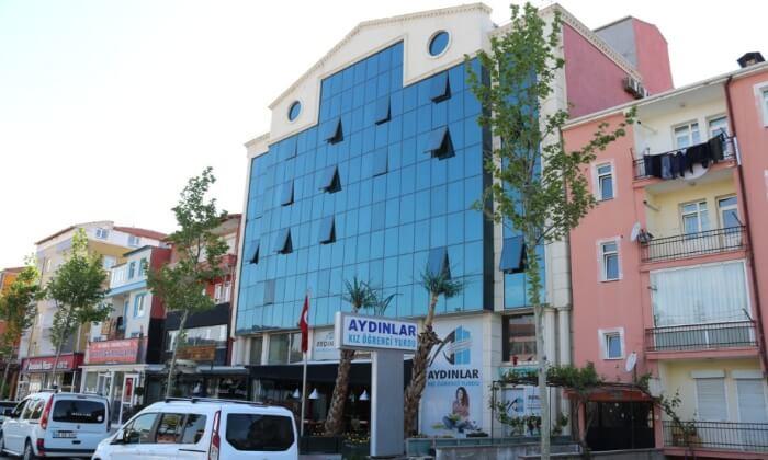 Kırşehir Özel Aydınlar Kız Yurdu
