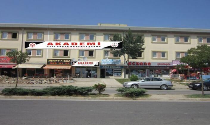 Kocaeli Özel Akademi Erkek Öğrenci Yurdu