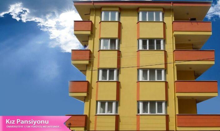 Trabzon Konaklar Kız Öğrenci Pansiyonu