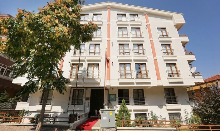 Ankara Kudret Hanım Kız Öğrenci Yurdu