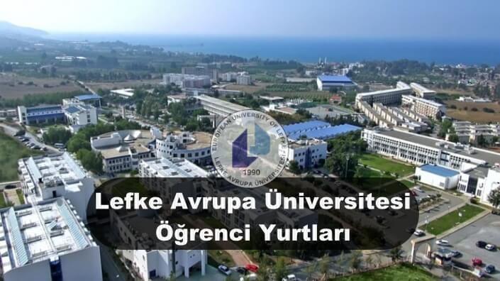 Lefke Avrupa Üniversitesi Öğrenci Yurdu