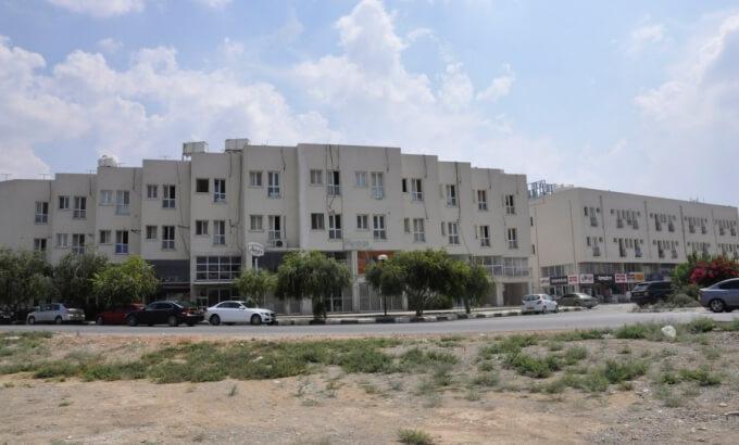 Lefkoşa Yenikent Öğrenci Yurdu