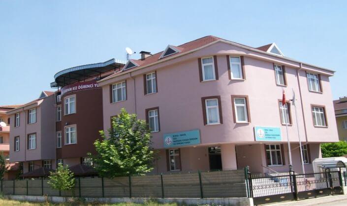 Bursa İnegöl Marmara Kız Yurdu